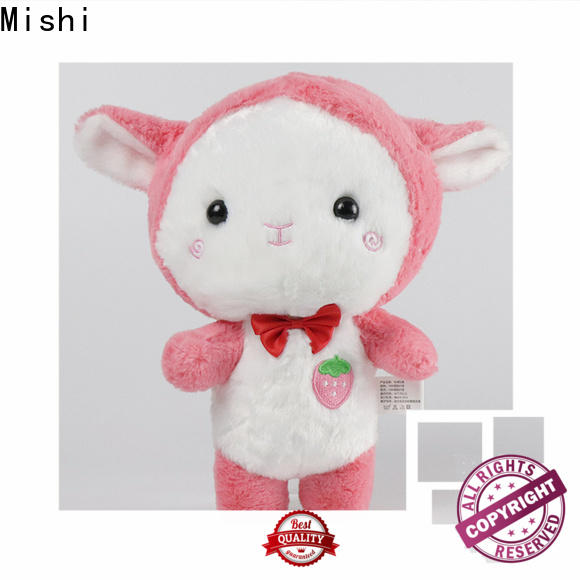 Mishi personalized plush toys company for sale