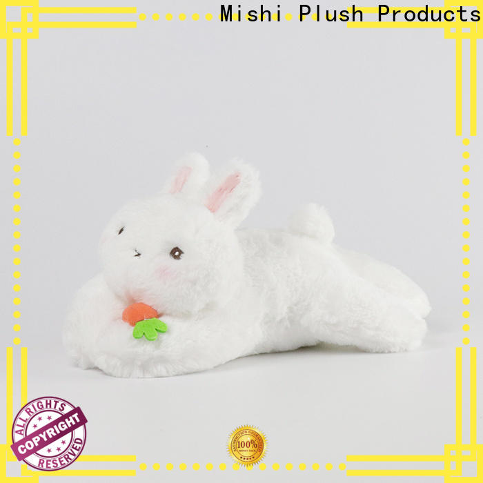 Mishi personalized plush toys supply for sale
