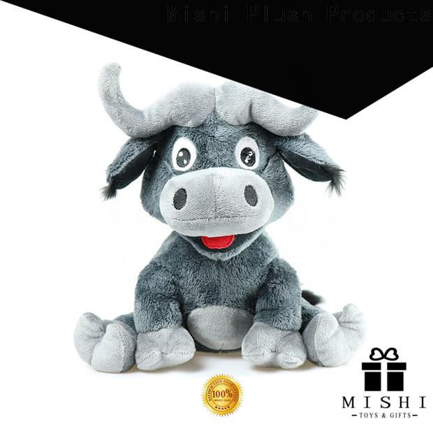 Mishi corgi funny plush toys supply for kids