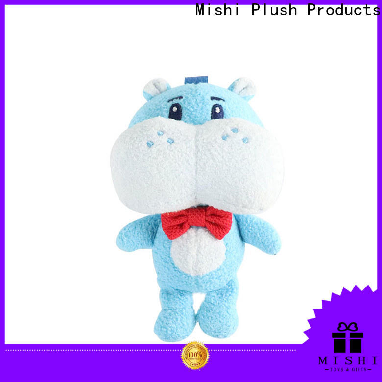 Mishi corgi unique plush toys company for kids