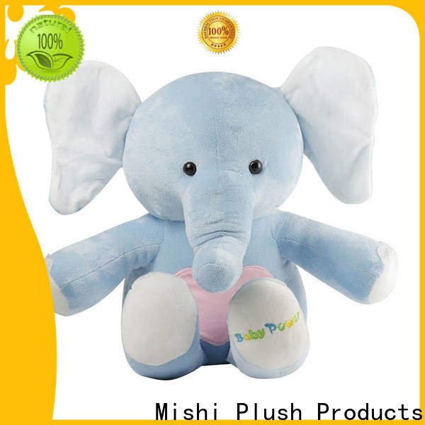 Mishi wholesale bulk plush toys manufacturers for kids