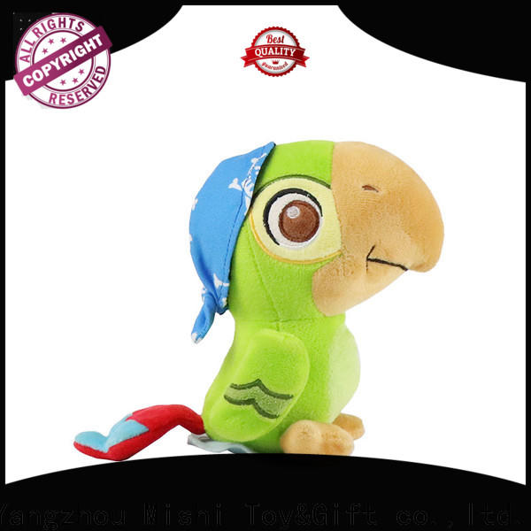 Mishi bull plush toy manufacturers with hoodies for gifts