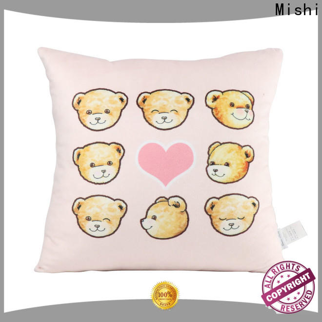 best plush cushion covers company for presents