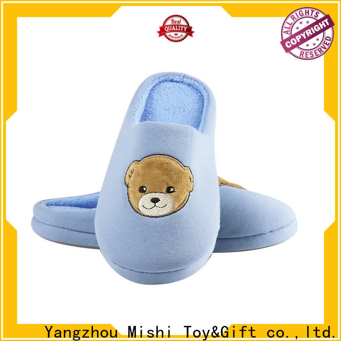 latest soft plush slippers manufacturers for sale