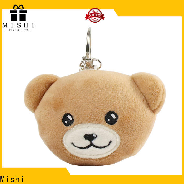 fast delivery plush keychain wholesale company for presents