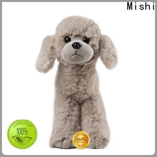 Mishi latest unique plush toys company for presents