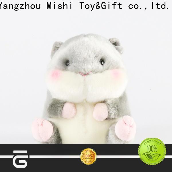 Mishi custom plush toy supply for kids