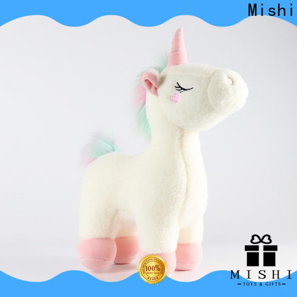 Mishi hippo personalized plush toys company for business