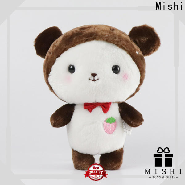 Mishi bird cute plush toys factory for sale