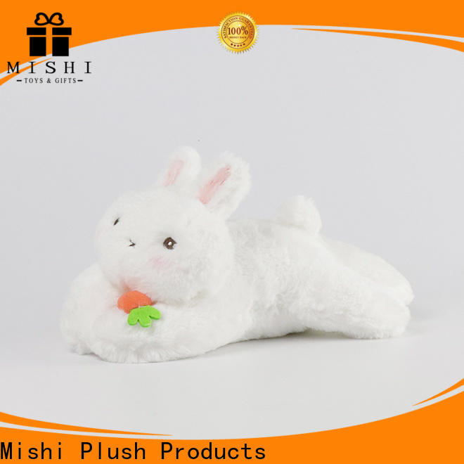 Mishi best custom plush toy with t shirts for sale