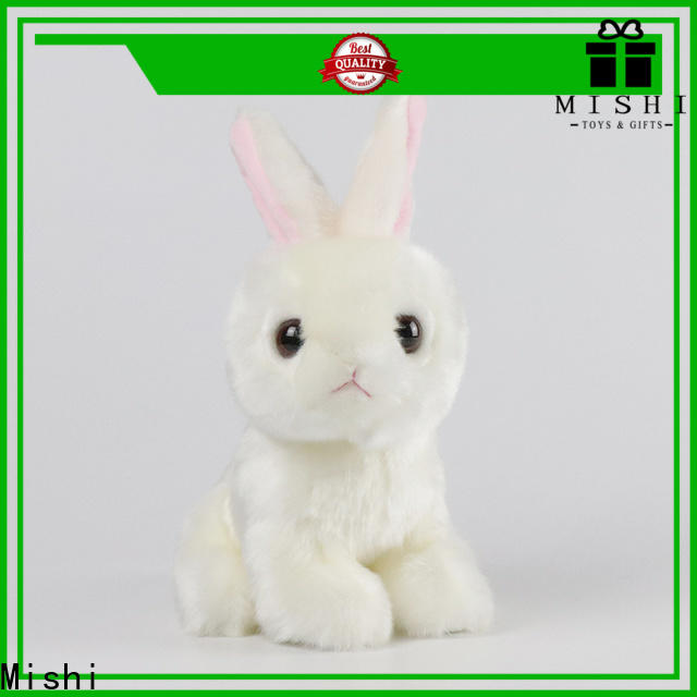 Mishi custom plush toys factory for presents