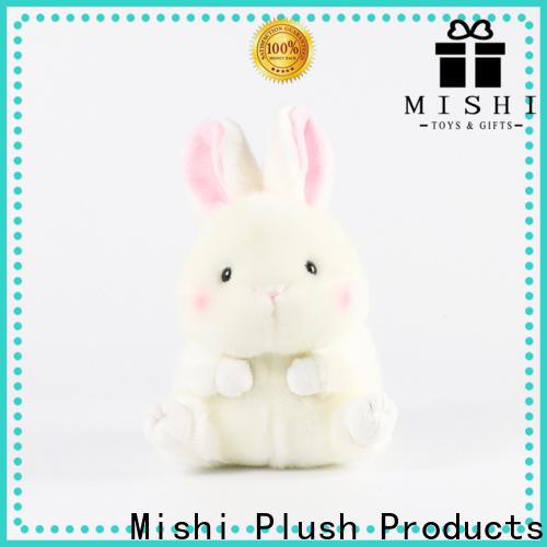 Mishi plush toys wholesale manufacturers for gifts