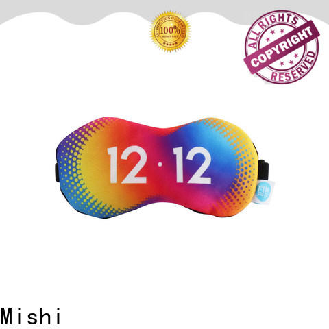 Mishi latest eye mask with custom printing for business