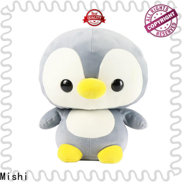 Mishi new plush toys suppliers for business