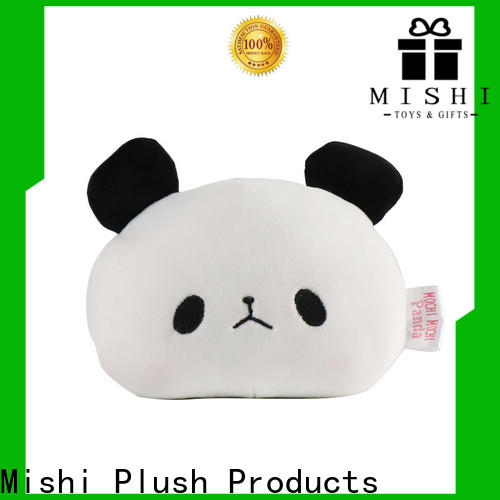 Mishi plush coin purse company for business
