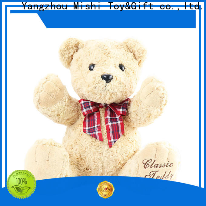 Mishi custom plush toy manufacturers for business