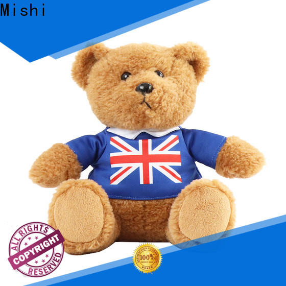pendant custom plush toy company for kids