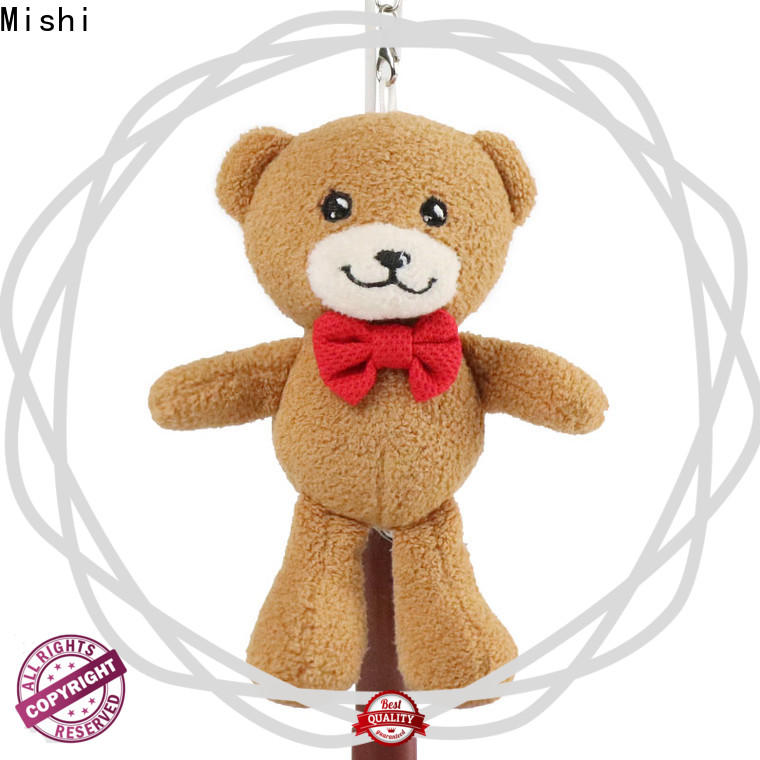 wholesale plush toy keyring manufacturers for sale