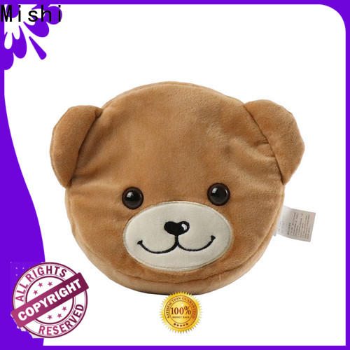 Mishi best plush coin purse supply for gifts