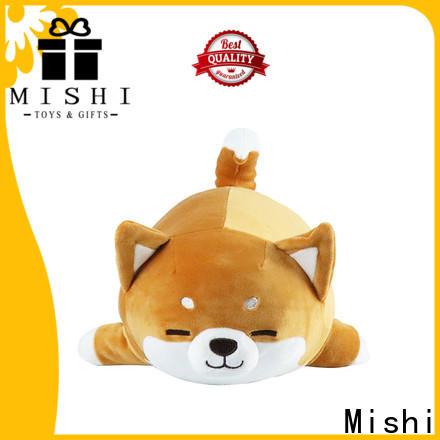 Mishi best new plush toys suppliers for kids