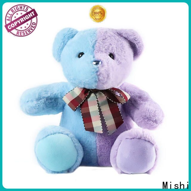 Mishi best cute plush toys supply for business