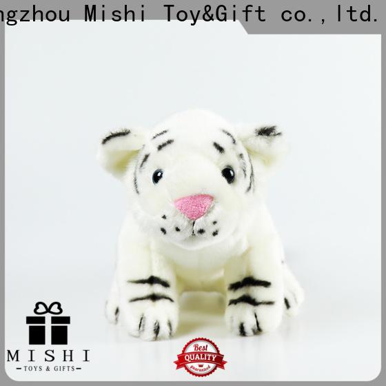 Mishi bulk plush toys with custom logo for gifts