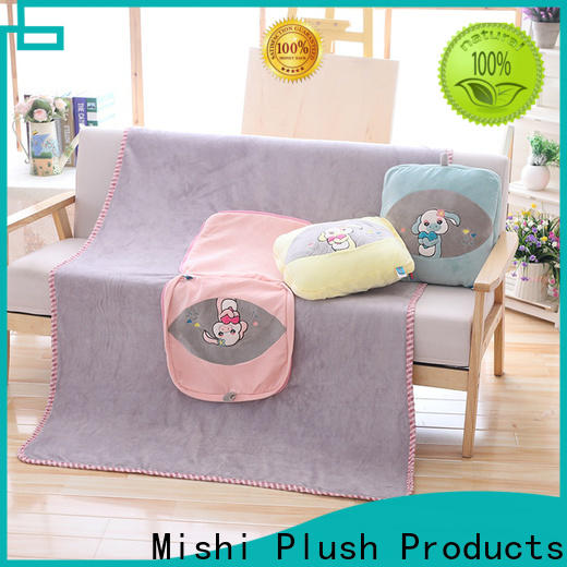cartoon plush cushion manufacturers for living room