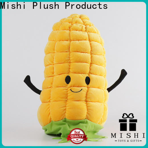 Mishi latest plush cushions supply for gifts