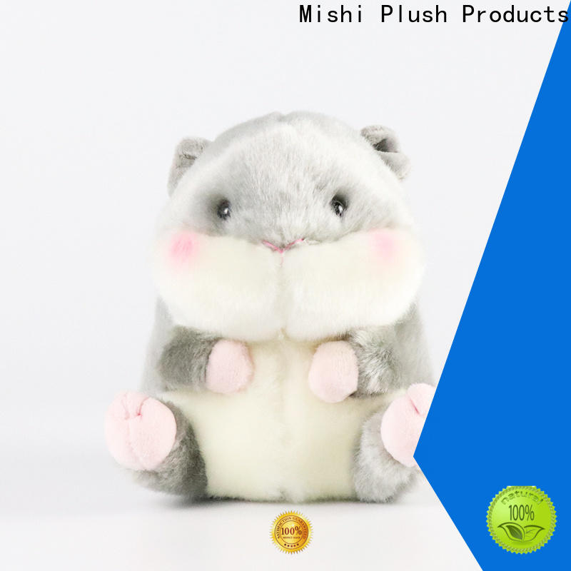 Mishi wholesale plush toys wholesale manufacturers for kids