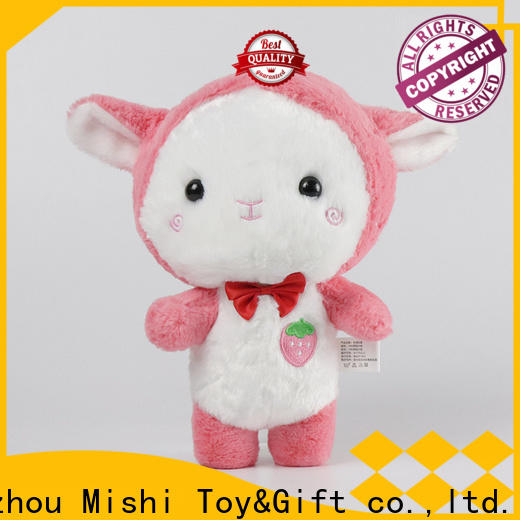 Mishi best best plush toys manufacturers for kids