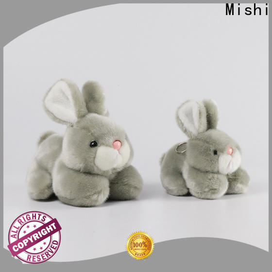 Mishi high-quality custom plush toy manufacturers for kids