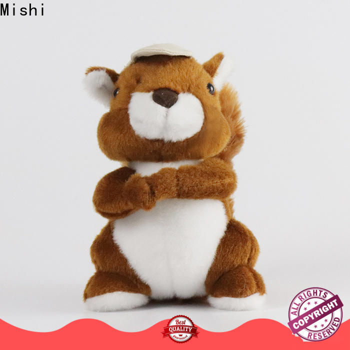 Mishi wholesale custom plush toys manufacturers for sale