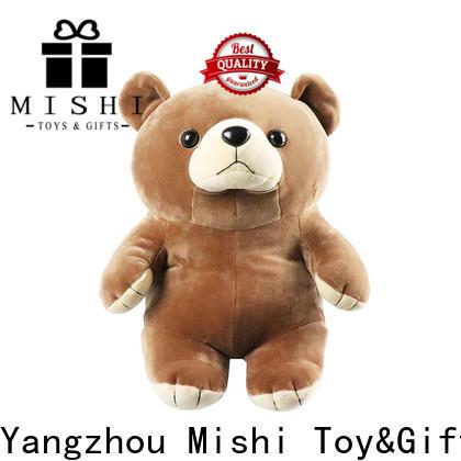 Mishi unique plush toys company for kids