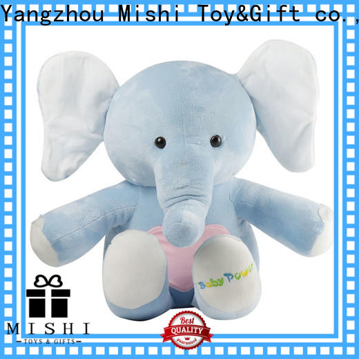 Mishi personalized plush toys with t shirts for sale