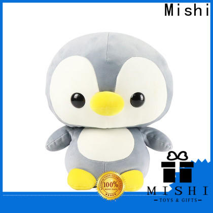 Mishi funny plush toys suppliers for business