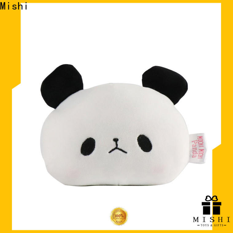 Mishi plush wallet supply for business