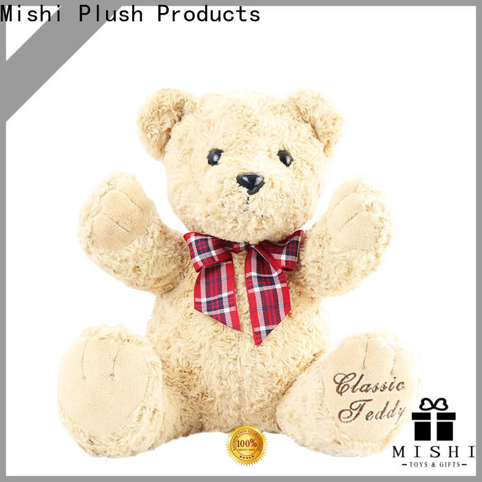 Mishi kangaroo personalized plush toys factory for presents