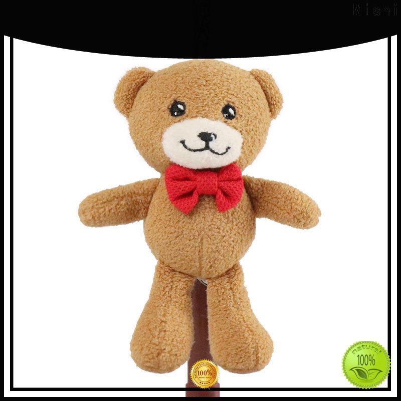 Mishi fast delivery plush keyring supply for presents