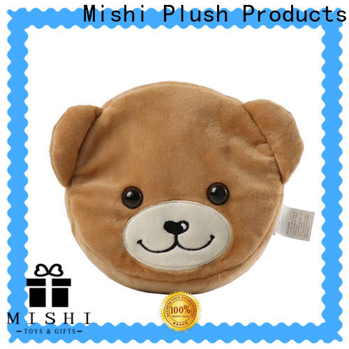 Mishi high-quality plush wallet suppliers for sale