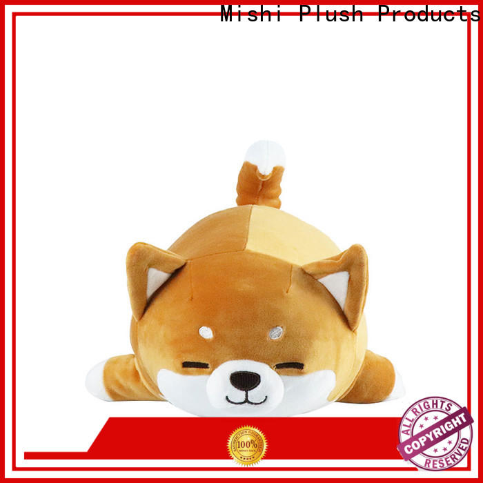 Mishi plush toy manufacturers manufacturers for sale