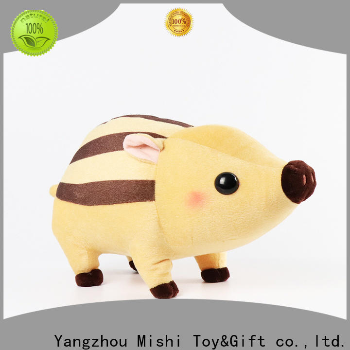 Mishi plush toy manufacturers factory for sale