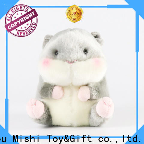 Mishi high-quality best plush toys factory for business