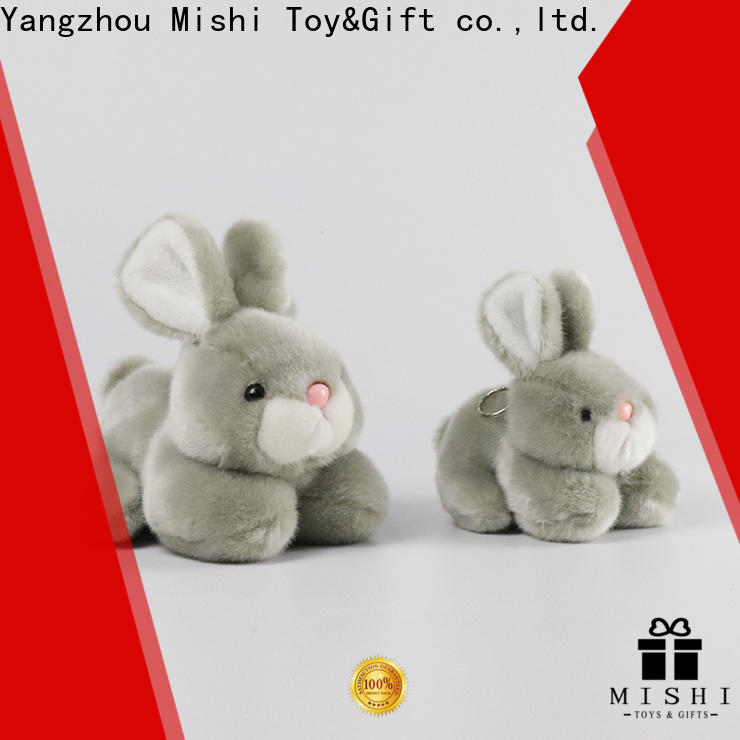 Mishi poodle unique plush toys factory for presents