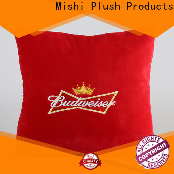 Mishi plush cushion suppliers for home