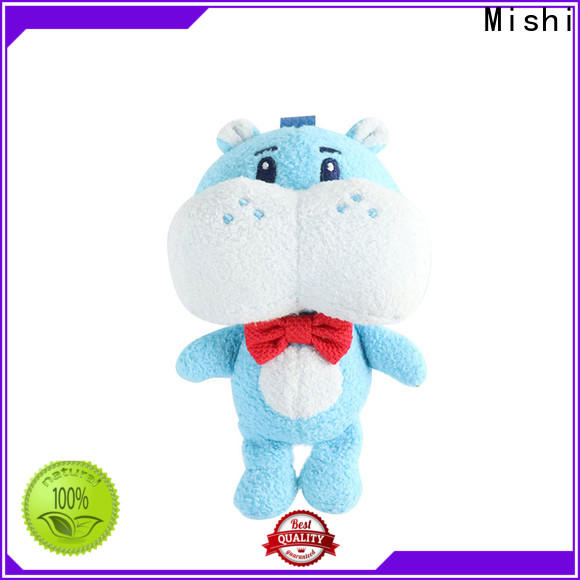 Mishi bird custom plush toys with custom logo for gifts