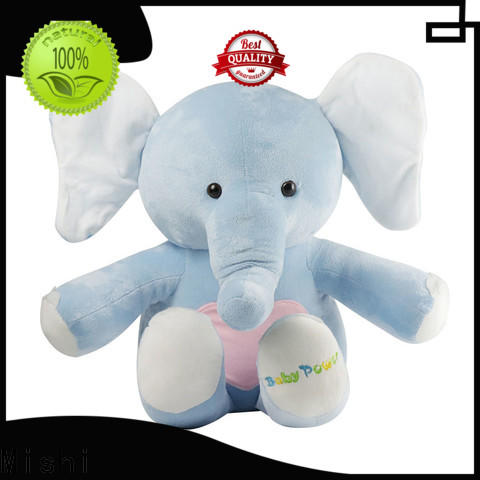 Mishi custom plush toys with t shirts for gifts