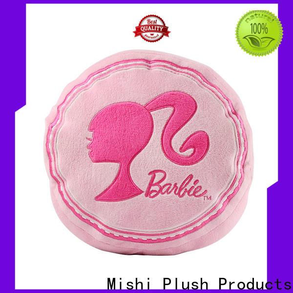 Mishi high-quality custom plush cushion manufacturers for presents