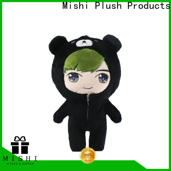 Mishi soft plush toys manufacturers for business