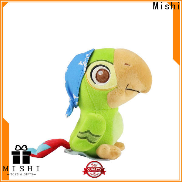 Mishi cheap plush toys factory for kids