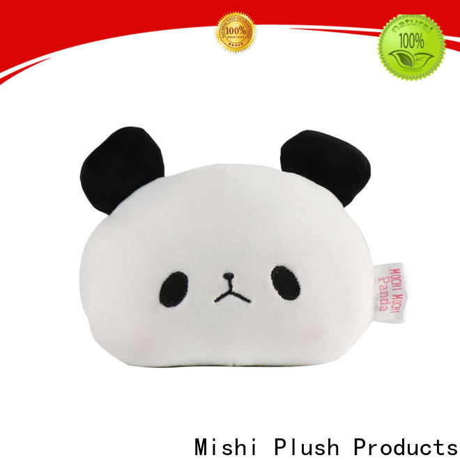 best plush coin purse with custom logo for presents